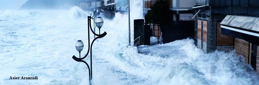 emergencia por riesgo marítimo costero